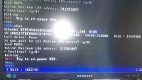 System widzi 120GB zamiast 160GB