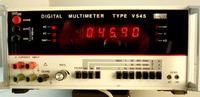 V545 DIGITAL MULTIMETER - Szukam instrukcji i schematu
