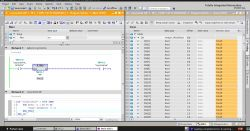 S7-1200 Czyszczenie bloku danych