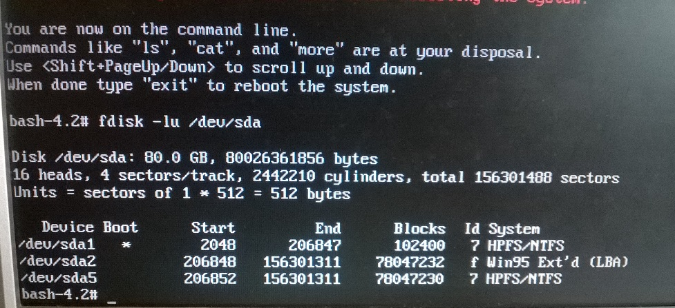Windows 7 -> Windows XP HE: B��d �adowania systemu operacyjnego.