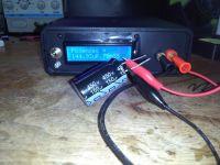 Tester kondensatorów elektrolitycznych