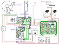 Zasilacz warsztatowy-laboratoryjny 0-30V/0-8A/200W