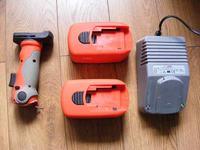 [Sprzedam] lub zamieni� - Szybka �adowarka oraz akumulatory do wkr�tarki 18V