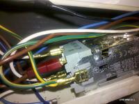 WHIRLPOOL ARB-484 (ARG - 656) Sprawdzenie termostatu