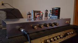 Wzmacniacz gitarowy - słynny projekt ATOM 5W