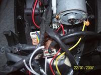 kierownica apollo rw-6000 pod��czenie kabli