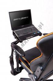 Uchwyt pod laptop do fotela