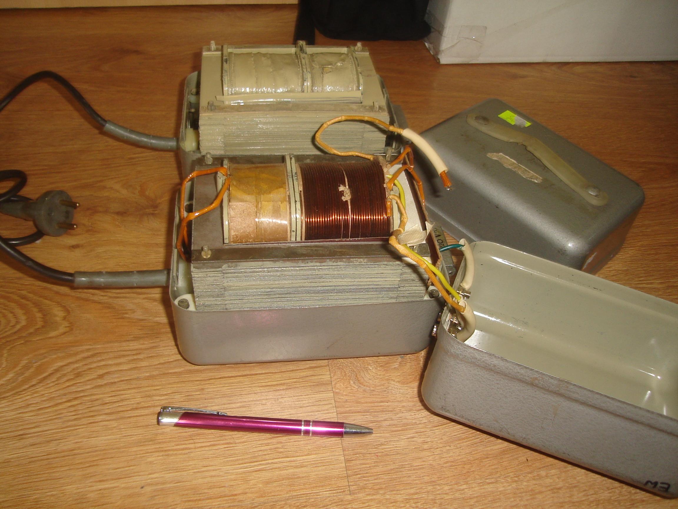 [Sprzedam] transformatory 12v i 24V duzej mocy