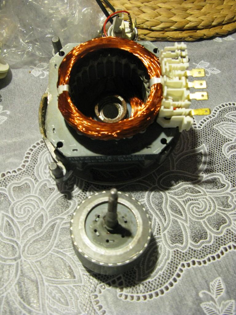 Zmywarka Bosch SRI45T35EU - awaria pompy myj�cej