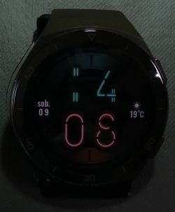 Zegarek sportowy HUAWEI GT 2e - test, recenzja