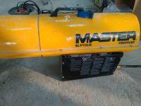 naprawa nagrzewnicy gazowej Master BLP 33 m