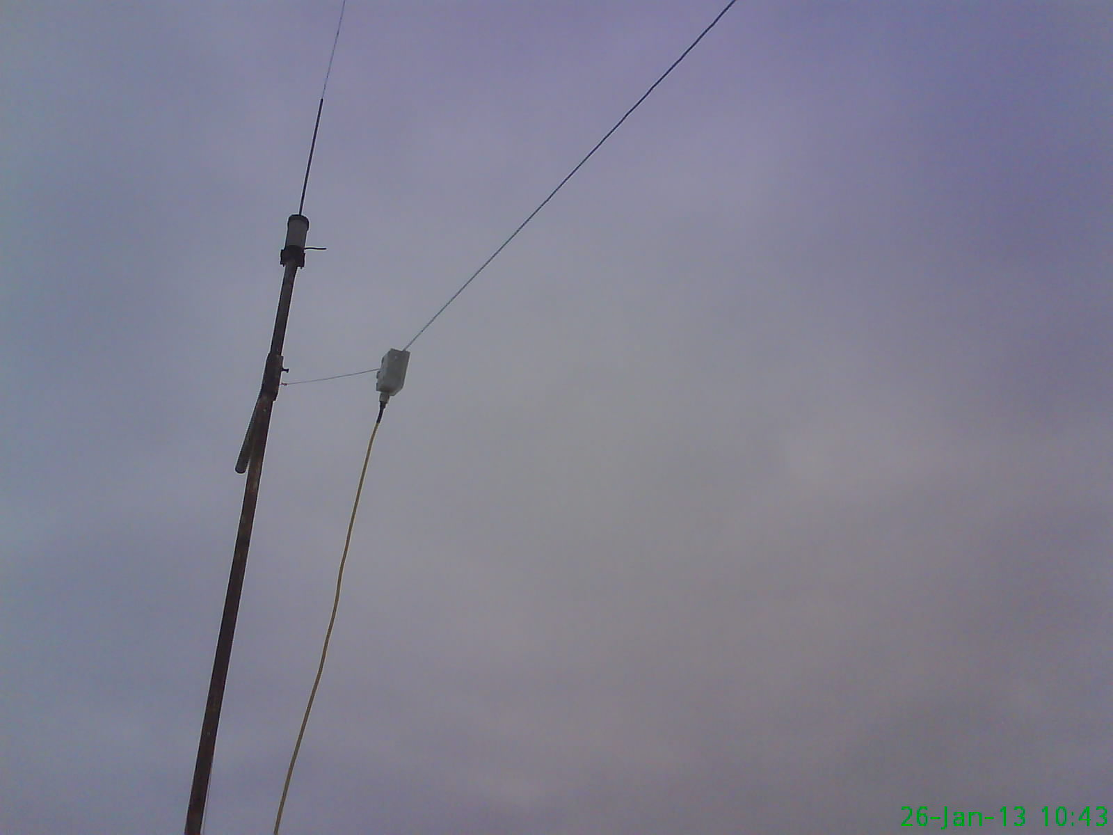 Dobra antena bazowa do 250 z�