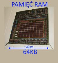 Retro komputery - rozwój i miniaturyzacja elektroniki.