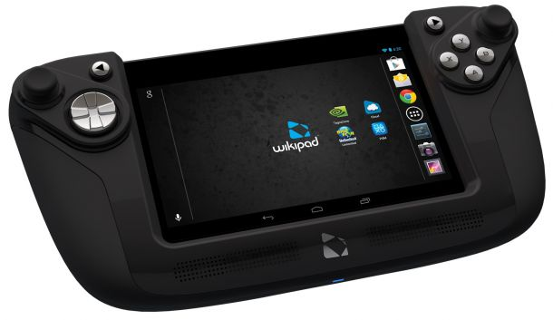 Wikipad 7 - tablet kontrolerem do gier i certyfikatem PlayStation Mobile