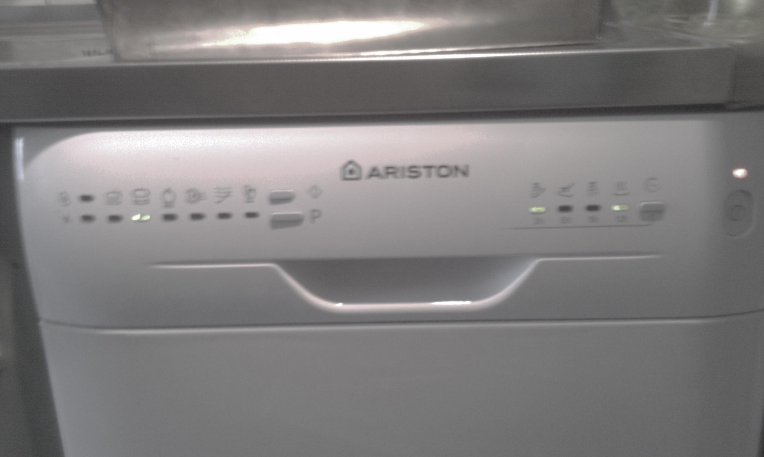 Zmywarka Ariston LL 42 - Zmywarka nie dzia�a, nie reaguje