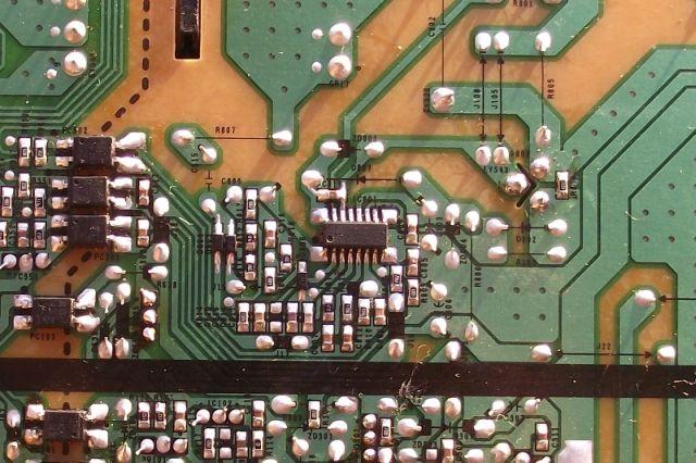 LG 42PJ550 - brak napiecia vs z przetwornicy!