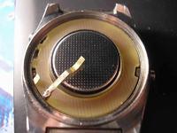 Naręczny zegarek binarny