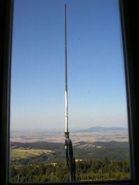 Zmiana wymiarów anteny j-pole na pasmo 2m