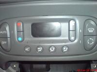 Nawiew w Renault Scenic 1,9DCI klimatronic 2000r