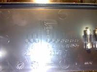 zegar VRC-CB pieca Vaillant KV 29/1/E