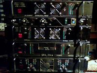TDA 7250 - kolejne wcielenie, ale już nie improwizacja.