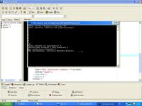 Przeszukiwanie binarne w Turbo Pascal i C++.