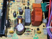 Pralka Gorenje WA122 uszkodzony programator