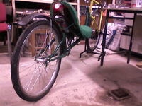 Oświetlenie rowerów-modernizacje, naprawy, tuning, własne konstrukcje.