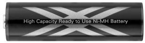 Eneloop XX- nowe akumulatory Sanyo o pojemności 2500mAh