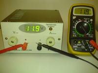 Zasilacz regulowany 0-30V 0.002-2A by Duch