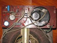 Prostownik CCCP - brak regulacji prądu ładowania.