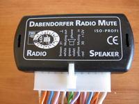 Jak zrobić układ MUTE do radia samochodowego ?