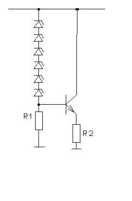 Sanyo C20EE13EX TXT problem z diodą Zenera