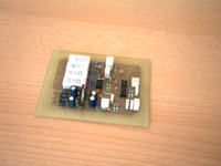 Filtr aktywny 24dB/okt, faza 0/180, 47-118 Hz odcięcie