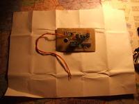 Włącznik akustyczny - problem z uruchomieniem