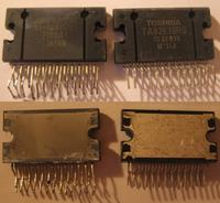 alpine cde9848rb koncowka mocy