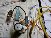 Przetwornica 12V prądu stałego na 230V zmiennego