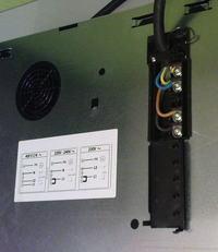 Jak podłączyć płytę indukcyjną Electrolux EHD 60150P