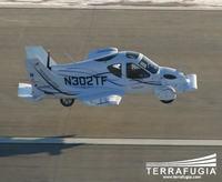 DARPA Transformer XL -wojskowa hybryda samolotu i samochodu