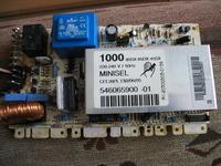 Wyświetlacz LCD od pralki cyfrowy bez sterownika podłączenie