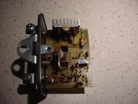 [EAGLE] PCB regulatora motocyklowej prądnicy 6V
