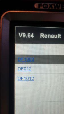 Renault Master 2,3 165 PS - Fehler