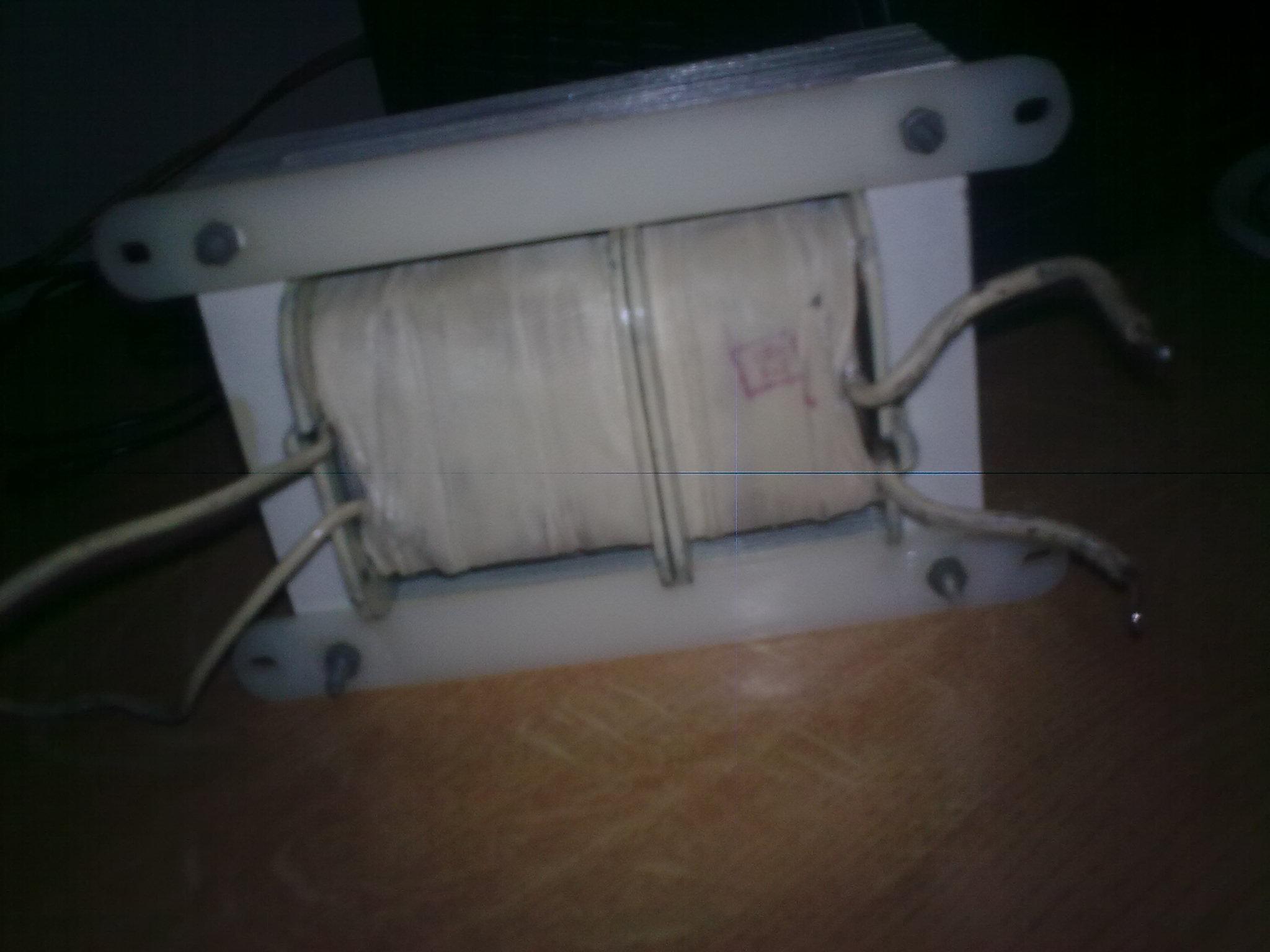 [Sprzedam]Transformator 24V max 15A