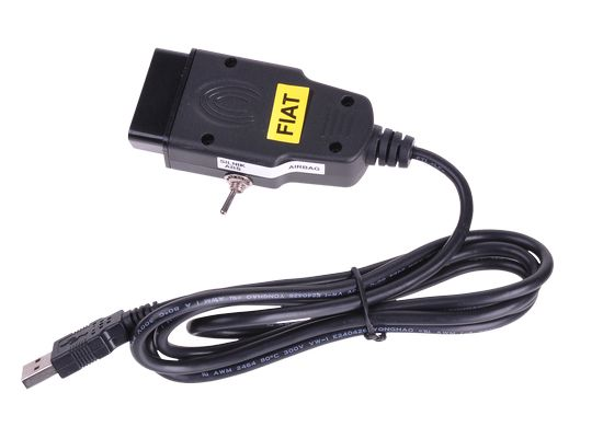 interfejs OBD1 do BMW E36 320i, oprogramowanie interfejsu