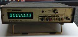 Miernik częstotliwości DIGICOUNT 312 - Zaglądamy do środka
