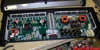 Rockford Fosgate - T30001BD - wymiana tranzystorów