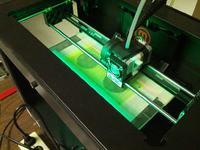 Bezprzewodowy głośnik wykonany na drukarce 3D