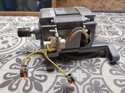 Dobór kondensatora rozruchowego - silnik jednofazowy