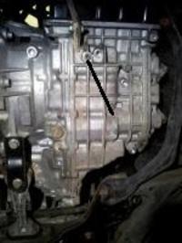 Golf 4  - jatco 09A wymiana oleju skrzynia Automatyczna