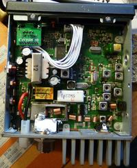 Yosan cb-100 - Regulacja ASQ i SQ